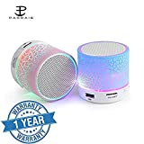 #10: Padraig Wireless LED Bluetooth Speaker S10 Handfree with Calling Functions & FM Radio (Assorted Colour)