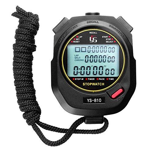Vanpower Reloj Cronómetro Digital Mano cronógrafo