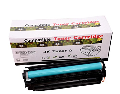JK TONERS 12A Black Toner Cartridge for HP LaserJet Series