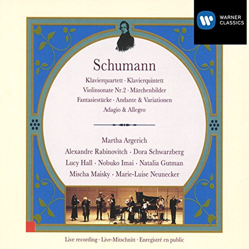Violin Sonata No. 2 in D minor Op.121: III. Leise, einfach (etwas lebhafter - etwas bewegter - tempo wie vorher)