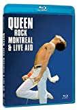 Queen Rock Montreal & Live Aid / [Blu-ray] [Import anglais]