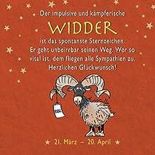 Widder: Sternzeichenbücher