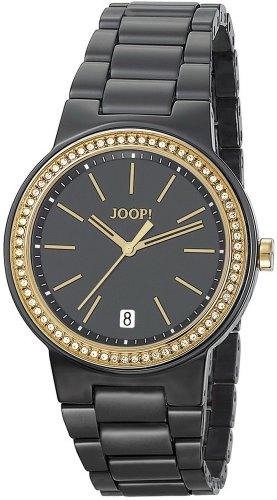 Joop Damen-Armbanduhr Sensation Analog Quarz Edelstahl JP100792F03