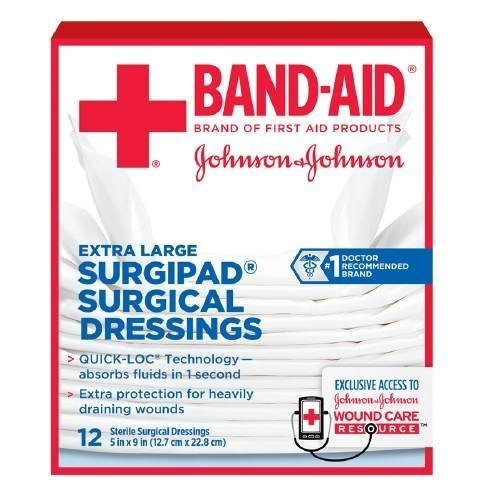 band-aid-surgipad-surgical-dressing-extra-large-12-eapack-of-2-by-band-aid