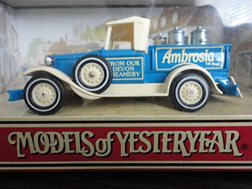 Matchbox Models Of Yesteryear Y 35 B 1930 Model A Ford