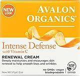Best Avalon Organics Organic Skin Cares - Avalon Organics Vitamin C Renewal Cream, 2 Ounce Review