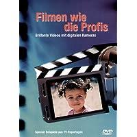 Filmen wie die Profis