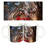 Gundam Versus A Tazza Mug