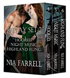 Replay Set 2: Hooked, Night Music, Highland Fling (English Edition)