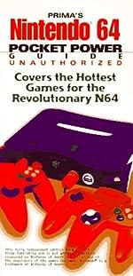 Nintendo 64 Pocket Power Guide - Unauthorized de N. Roberts