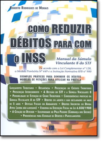 Como Reduzir Debito Para Com O Inss