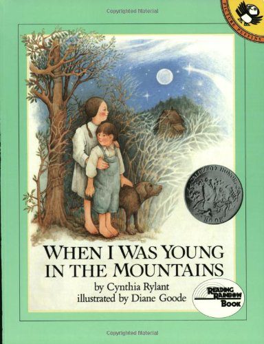 When I Was Young in the Mountains (Reading rainbow book)