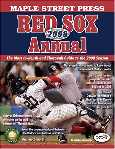 Maple Street Press Red Sox Annual