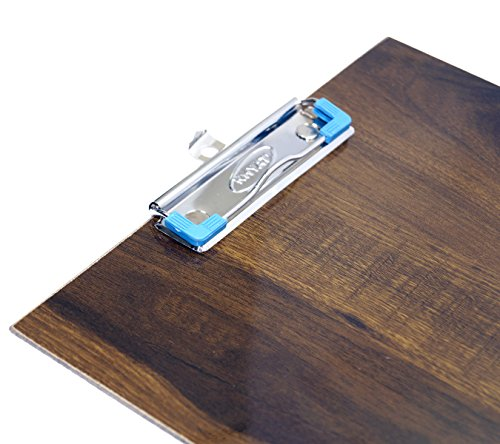 Dahsha Exam Board, Wooden Pads Cum Clipboard For Exams /Office / Home Writing Pad (Random Design)