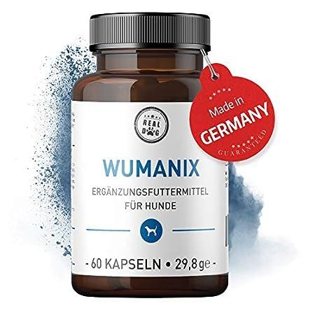 Lolo & Max Wumanix Vor Bei & Nach Wurmkur – Vor Bei & Nach Wurmbefall Für Deinen Hund – Hohe Akzeptanz bei Hunden -100% Natürlich