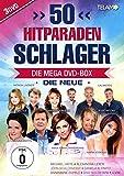 50 Hitparaden Schlager-die Neue [3 DVDs]