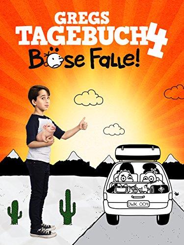 Gregs Tagebuch - Böse Falle! [dt./OV] - Filme Dvd Kinder Lustige