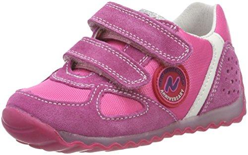 Naturino Mädchen ISAO. Hohe Sneaker, Pink (Fuxia), 28 EU -
