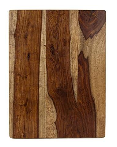 Architec Gripperwood Gourmet Sheesham Cutting Board, 10 by 15-Inch by Architec