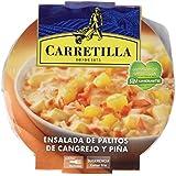 Carretilla Ensalada Cangrejo y Piña - 220 g
