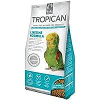 Mangime Lifetime mantenimento per pappagalli medio grandi Kg. 1,8