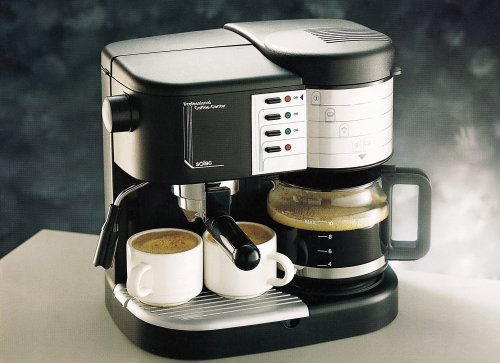 Solac c196n - cafetera expres combi