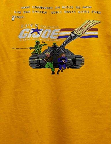 G I Joe T-Shirt Gelb