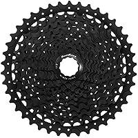Sun Race MS8Cassette per bicicletta, Nero, 11V/11–46T