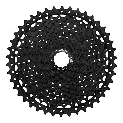 SUNRACE KASSETTE MTB CSMS3 11-42 10 FACH schwarz Radsport