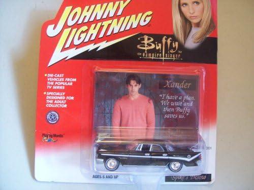 Johnny Lightning Buffy The Vampire Slayer Slayer Slayer Spike's Desoto   Aspect élégant  ba706f