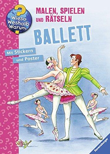 Frauen Kostüm Insgesamt - Ballett (Wieso? Weshalb? Warum? Malen, spielen und rätseln)