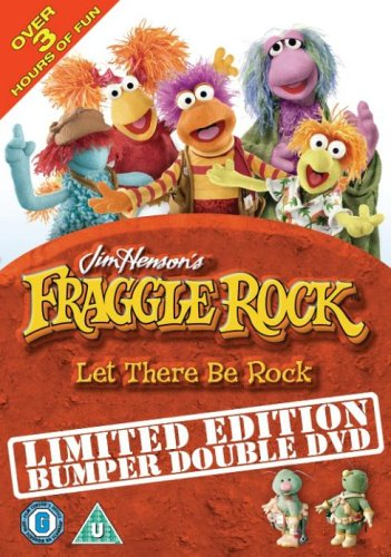 Fraggle Rock - Let There Be Rock / Down at Fraggle Rock...