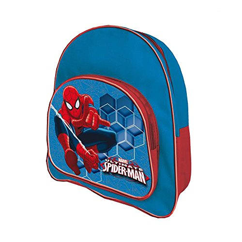 Spiderman Sac à Dos Enfants, Multicolore (Multicolore) - AS069