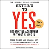 Getting to Yes - Negotiating Agreement Without Giving In - Format Téléchargement Audio - 20,13 €