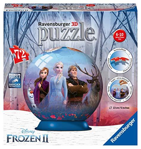 Ravensburger - Puzzle 3D Frozen 2 (11142)
