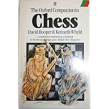 The Oxford Companion to Chess (Oxford Paperback Reference)