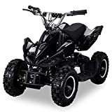 Mini Elektro Kinder Racer 800 Watt ATV Pocket Quad Kinderquad