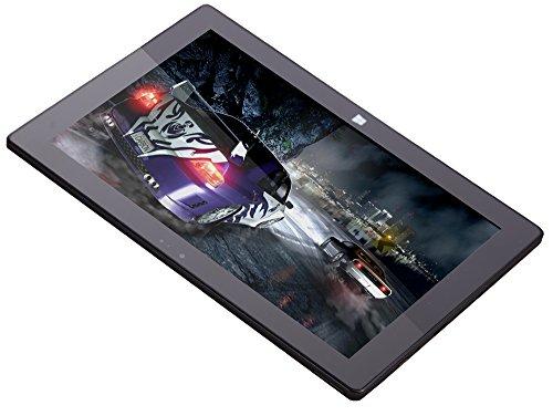 AlpenTab Edeltraud 20,3 cm (8 Zoll) Tablet-PC (Intel Atom Z3735D, 1,3GHz, 1GB RAM, 16GB SSD, Win 8 ) schwarz
