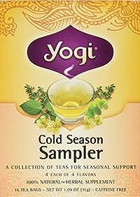 YOGI TEA,OG3,COLD SAMPLE, 16 BAG
