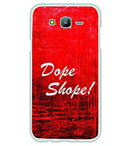 Dope Shope 2D Hard Polycarbonate Designer Back Case Cover for Samsung Galaxy On7 G600FY :: Samsung Galaxy On 7 (2015)