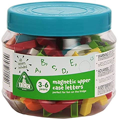 Early Learning Centre Magnetic Letters Upper Case