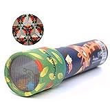 TOYMYTOY 2 Pcs Kinder Kaleidoskop Spielzeug Mitgebsel Kindergeburtstag Geschenk (Zirkus) von TOYMYTOY