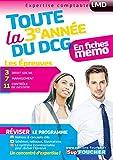DCG : Toute la 3è année du DCG 3, 7, 11 en fiches (French Edition)