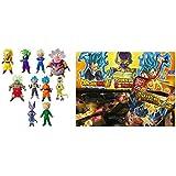 Dragonball Super Collectable Figures 5 cm Display Vol. 1 (24) Bandai Mini