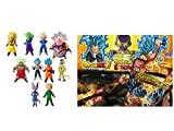 Dragonball Super Collectable Figures 5 cm Display Vol. 1 (24) Bandai Mini