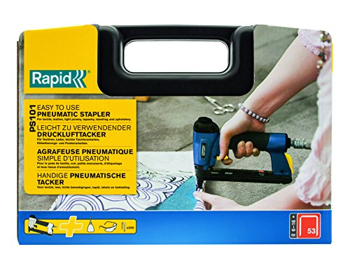 Rapid, 5000051, Kit agrafeuse pneumatique Rapid, Facile à utiliser, Airtac, PS101