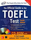 #2: The Official Guide to the TOEFL Test With CD-ROM, 4th Edition