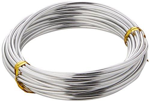 efco Aludraht, Ø 2mm, 5 m / ~ 42 g, Silber