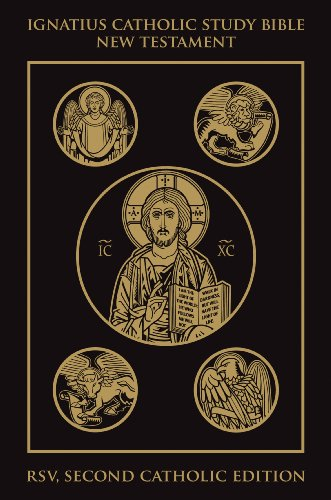 Ignatius Catholic Study New Testament-RSV