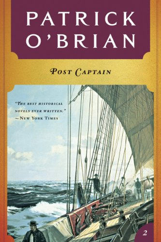 Post Captain (Vol. Book 2)  (Aubrey/Maturin Novels) (English Edition) por Patrick O'Brian
